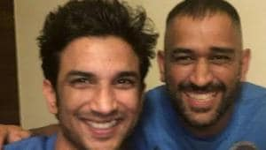 Sushant Singh Rajput played MS Dhoni in his biopic.