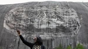 Stone Mountain: The world's largest Confederate Monument faces renewed calls for removal