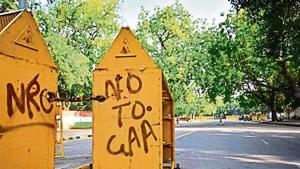 Hashtags replace placards as dharnas go online