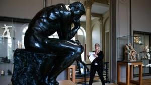 France's Rodin Museum reopens, to sell bronzes to boost post-coronavirus lockdown finances