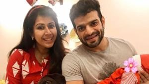 Karan Patel and Ankita Bhargava have a daughter named Mehr together.