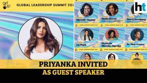 Priyanka Chopra to join Meghan Markle, Michelle Obama at virtual summit on gender equality