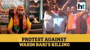 Protests against killing of BJP leader Wasim Bari: All the latest updates