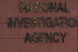The NIA took over the case on February 1 from the Tamil Nadu Police and during investigation, the roles of Mohideen, Mahboob, Ejas and Jaffer in the larger conspiracy were revealed and they were arraigned as accused.(Vipin Kumar/HT PHOTO)