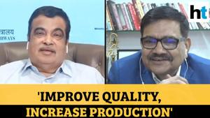'Will hike import duty on Chinese goods': Nitin Gadkari on boosting MSMEs
