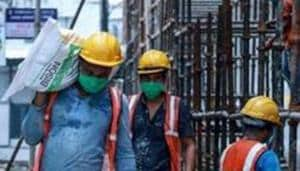 Both manufacturing and services PMI showed significant improvement in June over May, though still in contraction zone, signalling a pick-up in economic activity.(AFP)
