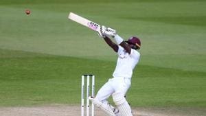 Blackwood shines as West Indies beat England 4 wickets to go 1-0 up