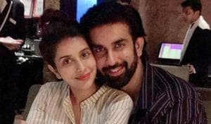 Rajeev Sen and Charu Asopa had a fight just a few days before their wedding anniversary.