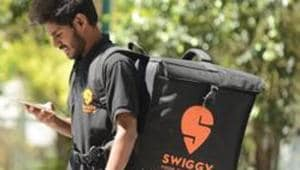 Swiggy has closed offices in Tier 3 and 4 cities, including Gorakhpur and Anantapur.(Hemant Mishra/Mint File Photo)