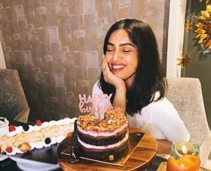 Bhumi Pednekar celebrated her birthday on Saturday.