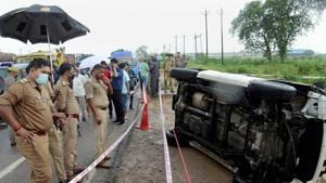 It is wrong to compare the Dubey encounter with the Telangana killing(PTI)