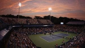 A general view of the Citi Open court in Washington, DC.(Getty Images)