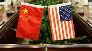 China is considering ordering the closure of the US consulate in the central city of Wuhan(AFP)