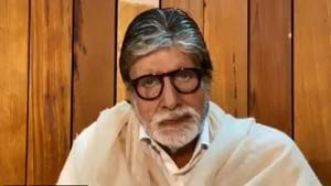 Amitabh Bachchan wrote a blog on Wednesday night.
