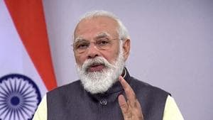 The Prime Minister said modern infrastructure is being built in the Northeast emphasising that connectivity in the region is important, not for only ease of living, but also for achieving the goal for self-reliant India.(PTI)