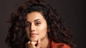 Actor Taapsee Pannu says that after a few years, we will look back at the Covid-19 crisis as 'one more test of life was passed'.
