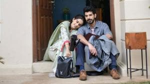 Taapsee Pannu and Pavail Gulati in a still from Thappad.