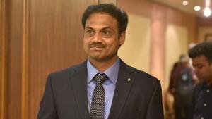 MSK Prasad, former chairman of selectors.(Getty Images)
