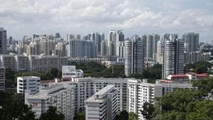 Apartment prices in Singapore inch higher despite recession