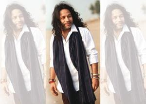 Kailash Kher is most likely to be caught composing a song on his harmonium when home alone(Kailasa (KEPL))