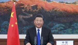 Not since Mao Zedong's era has personality, instead of institutions, mattered so much in China's approach to the world.(AP)