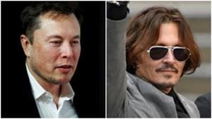 Elon Musk challenges Johnny Depp to a cage fight after affair allegations with Amber Heard