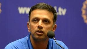 Rahul Dravid is worried for India's domestic cricket.(AFP)