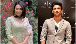 Swara Bhasker defended Sushant Singh Rajput's therapist for sharing details about his diagnosis.