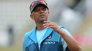 Rahul Dravid to be part of BCCI's Covid-19 task force