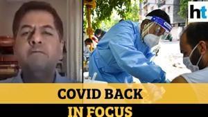 Vikram Chandra on top leaders testing Covid+, focus back on virus spike