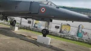MiG-23 on AMU campus put up for sale on OLX, varsity calls it mischief