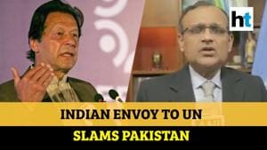 'Pakistan is the nerve centre of terrorism': India's envoy to United Nations