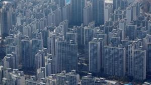 File photo of an apartment complex in Seoul, South Korea.(REUTERS File)