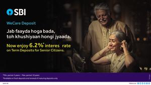 With strategic financial planning and instruments like insurance policies and FDs, elders can comfortably cover their health, rehabilitation, and old-age home expenses.(SBI)
