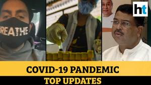 Covid update: India vaccine progress; another minister infected; IMF on economy