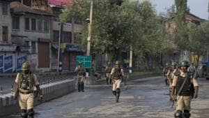 Security situation in Kashmir better: Officials