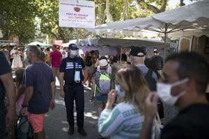 Coronavirus: France's Saint-Tropez resort makes masks mandatory outdoors, to fine $160 for not complying