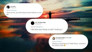 People shared various tweets and chances are you may relate to some.(Twitter)