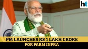 Rs 1 lakh crore: To counter Covid-caused slowdown, PM Modi launches agri fund