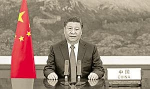 The problem is not China, but Xi Jinping. He needs to be reminded of the Mao dictum on the sources of power(AP)
