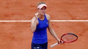 Fiona Ferro upsets Kontaveit to win Palermo Open