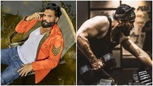 Suniel Shetty loves to stay fit.