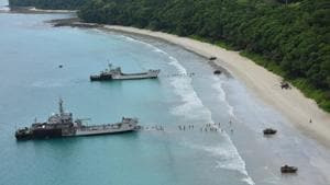 Govt's power boost for Andaman to make islands key hub of Indo Pacific