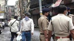 Police had arrested the robber in Damoh district of Madhya Pradesh after a year-long investigation.(PTI)