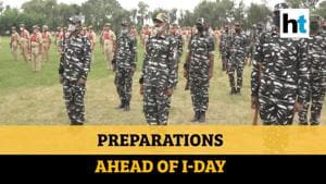 Independence Day 2020: Full dress rehearsal in J&K; security beefed up in Delhi