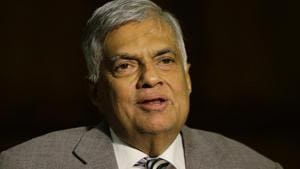 The police unit of the panel appointed by then president Sirisena has asked Ranil Wickremesinghe to appear before them on August 18.(AP)