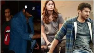 A musician claimed Sadak 2's song Ishq Kamaal has been copied his 2011 composition. Ranbir and Alia visited Sanjay Dutt after cancer diagnosis.
