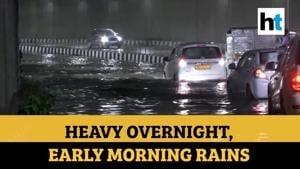 Heavy rains bring respite in Delhi; downpour in NCR likely in next 48 hours