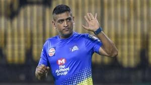 CSK captain MS Dhoni undergoes Covid-19 test for upcoming IPL