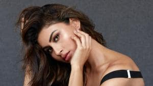 Mouni debuted with the film Gold, co-starring Akshay Kumar two years ago